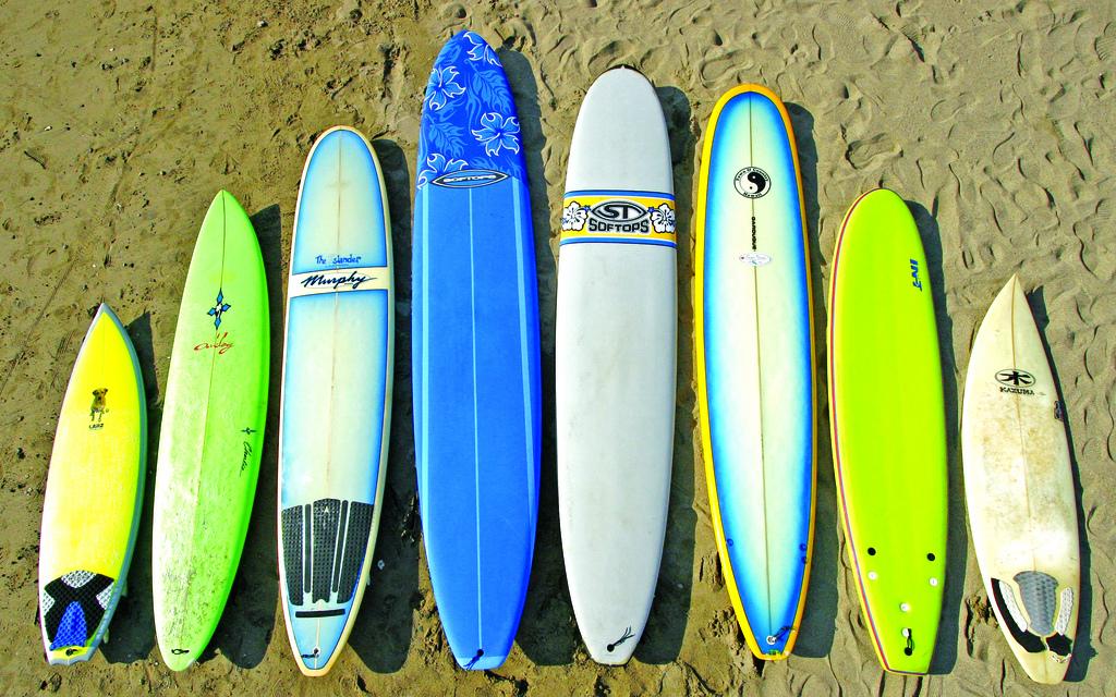 Find My Surf Board