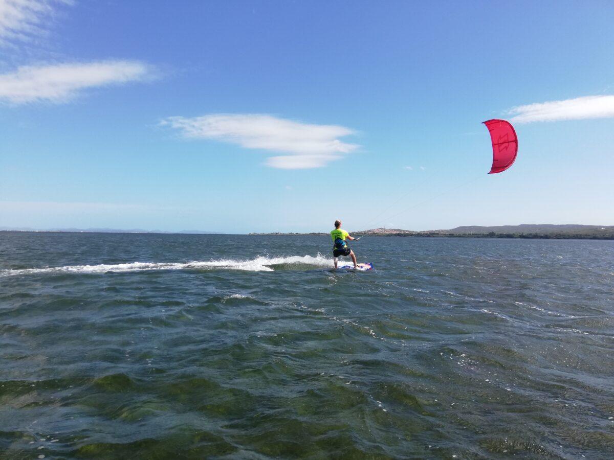 Kitesurf Holidays in Punta Trettu Saridnia
